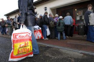 Немци сиромашнији од Шпанаца и Италијана