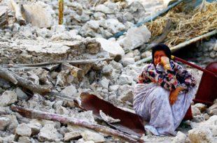 Катастрофа у Ирану - земљотрес 7,8 Рихтера 8