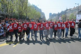 Владан Глишић прекинуо Дачићев говор: Косово је Србија (видео)