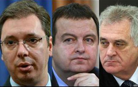 Велеиздајничка клика у Србији признала независност Косова