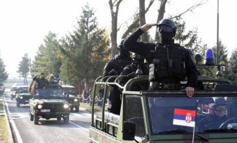 Војска Србије између жеља и могућности (1): Ћорцима против комшија 1
