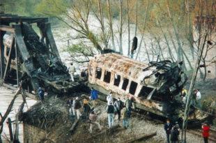 Подсећање на ратни злочин НАТО у Грделици (видео) 2