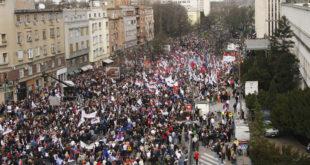 Нови Сад: Стоп сеператизму, хитно избори