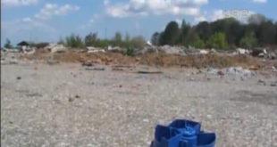 Србија: И то је могуће -- лопови украли зграду! (видео) 2
