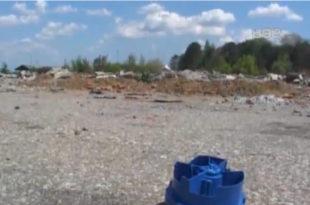 Србија: И то је могуће -- лопови украли зграду! (видео)
