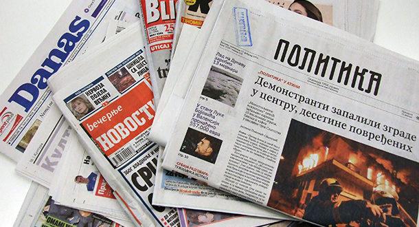Медијски јахачи српске апокалипсе: Хроника нашег пропадања