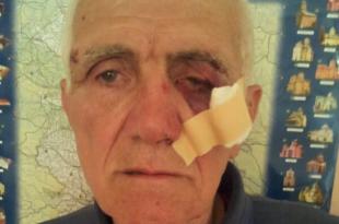 Режимски батинаши прво пребили па ухапсили Петра Вујасиновића (68 година)