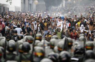"""Венецуела на удару """"обојене"""" револуције"""