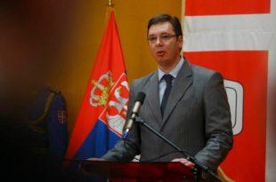 Нашминкана ТРАНЏА: Србија све јача и јача