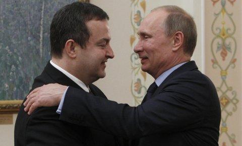 Дачић: Москва подржава нашу велеиздајничку политику 1