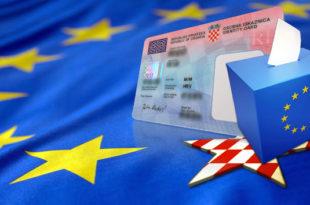 Хрватска: Крах европских избора