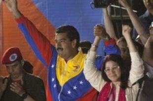 Мадуро нови председник Венецуеле (видео) 6