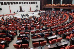 ЦИА прислушкује парламент Турске
