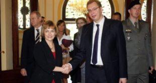 Вучић и Пусић: Хрватска за Србију у ЕУ 3