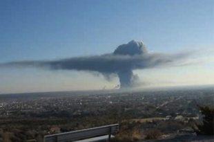 Експлозија азотаре у Тексасу можда терористички напад
