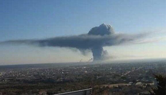 Експлозија азотаре у Тексасу можда терористички напад 1