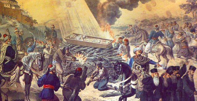 На данашњи дан 1594. године Турци су на Врачару спалили мошти Светог Саве