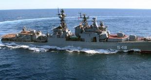 Медитеранска ескадра руске морнарице ће се повећати 2