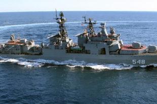 Медитеранска ескадра руске морнарице ће се повећати