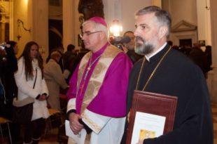 Владика Григорије заложио банци Цркву Светог архангела Гаврила, где је сахрањен песник Јован Дучић
