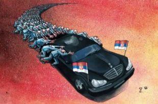 Дужничка омча за Србију, 12.6 милијарди $ годишње плаћамо само камате на постојеће дугове!