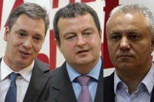 Дачићева, Вучићева и Динкићева влада дневно задуже Србију 11,6 милиона евра