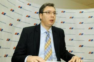 Гротескно: Вучић на КиМ заказао састанак са начелницима округа и људима из СНС-а
