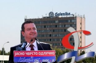 Где је исцурило још 88 милиона евра из Галенике? 1
