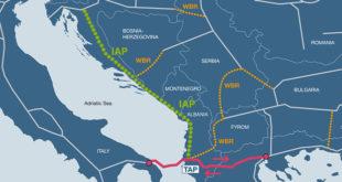 Хрватска, ЦГ, БиХ и Албанија подржале Трансјадрански нафтовод 1