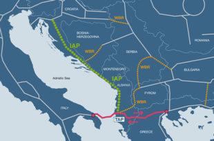 Хрватска, ЦГ, БиХ и Албанија подржале Трансјадрански нафтовод