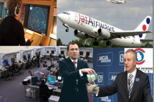 Контрола летења: Поред одговорног посла, место и за неограничену пљачку