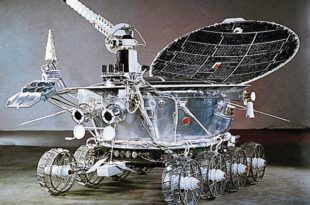 Месецоход-1: мисија се наставља