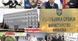 Динкић: Министар деструкције не прави уштеде код функционера, већ код сиромашних грађана Србије 7