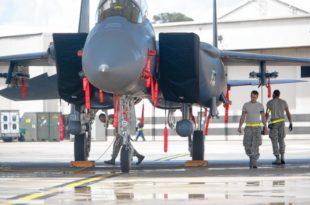 Tрећина америчког ратног ваздухопловства приземљена