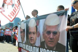 Како објаснити да већ 13 година у Србији није ухапшен неко ко је радио за стране интересе, издавао државне и војне тајне