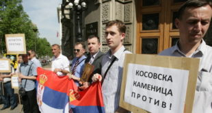 И Срби јужно од Ибра против примене споразума