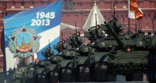 Дан победе парада 2013 на Црвеном тргу у Москви (видео)