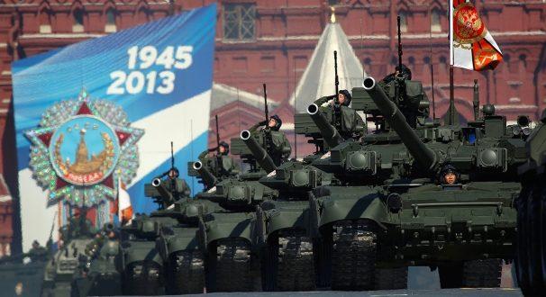 Дан победе парада 2013 на Црвеном тргу у Москви (видео) 1