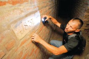 Подземна грађевина скривена испод Петроварадина (фото)