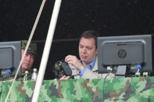 Српски војник на ивици - БЕДЕ