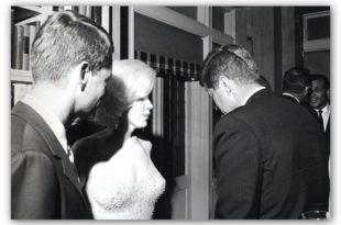 Боби Кенеди угушио Мерилин Монро јастуком?
