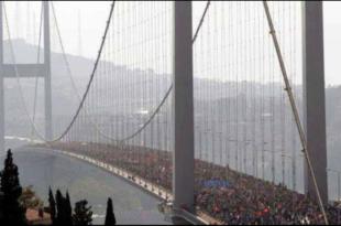 Хаос на улицама Истанбула, Анкаре, Измира. Побуна Турака против Ердогана и исламиста (видео уживо)