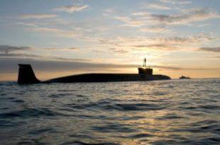 Проширене зоне за патролу руских подморница