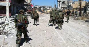 Сиријска армија опколила Анадан и чисти северне и јужне делове Алепа 8