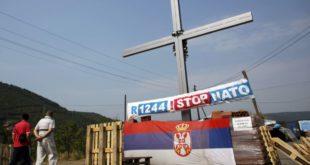 Срби са севера Косова прете барикадама 5