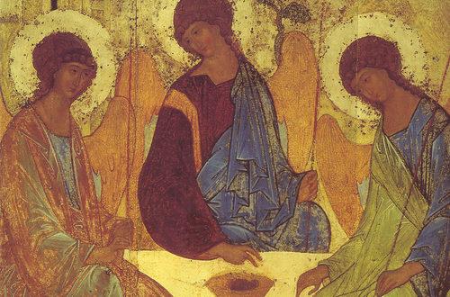 Православни верници данас славе Духове - Тројице