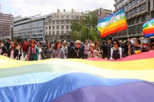 Педери и лезбејке шетају по Боеграду (фото)