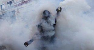 Турска полиција потрошила све залихе сузавца 5