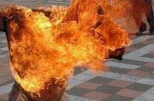 Ваљево: Спалио се због дугова 10