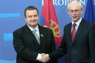 Дачић лаже чим зине: Сутра почињу преговори о чланству Србије у ЕУ